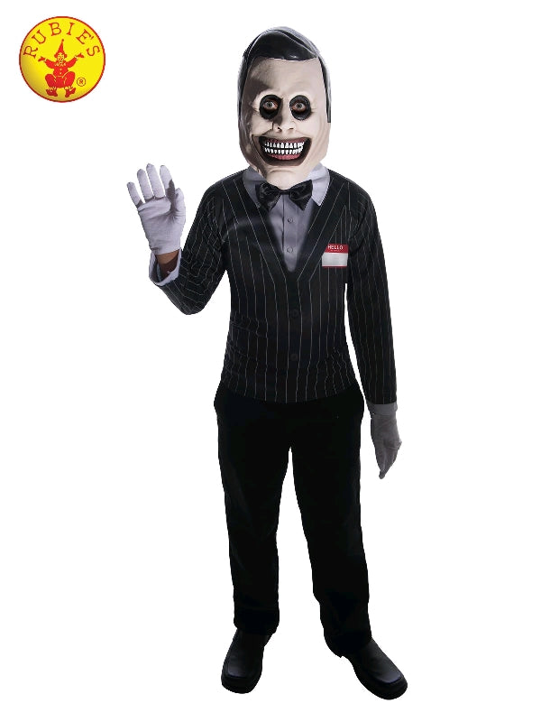 SALESMAN GHOUL COSTUME, CHILD Salsa and Gigi Australia 641396