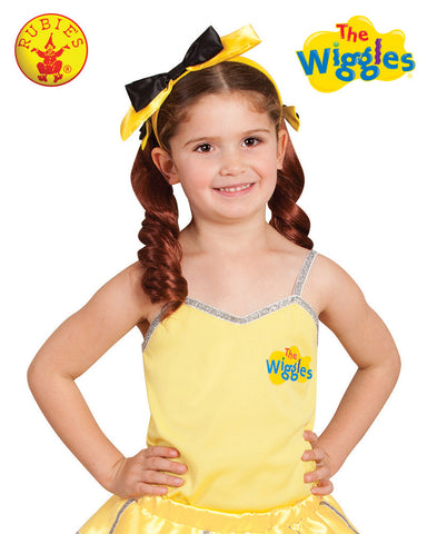 EMMA WIGGLE Girls Ballerina Top - Yellow - Salsa and Gigi