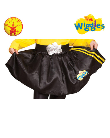 EMMA WIGGLE Girls Skirt - Classic Black - Salsa and Gigi