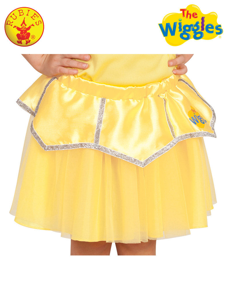 EMMA WIGGLE Girls Ballerina Tutu Yellow Skirt - Salsa and Gigi