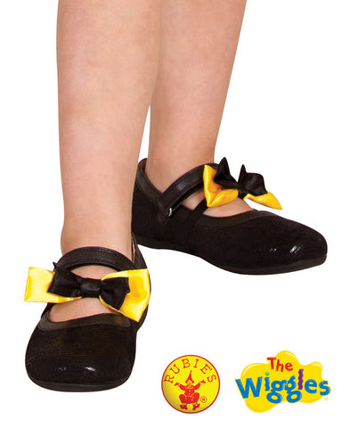 EMMA WIGGLE Shoe Bows - Salsa and Gigi