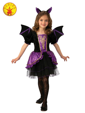 PRETTY BAT COSTUME, CHILD Salsa and Gigi Australia 700904
