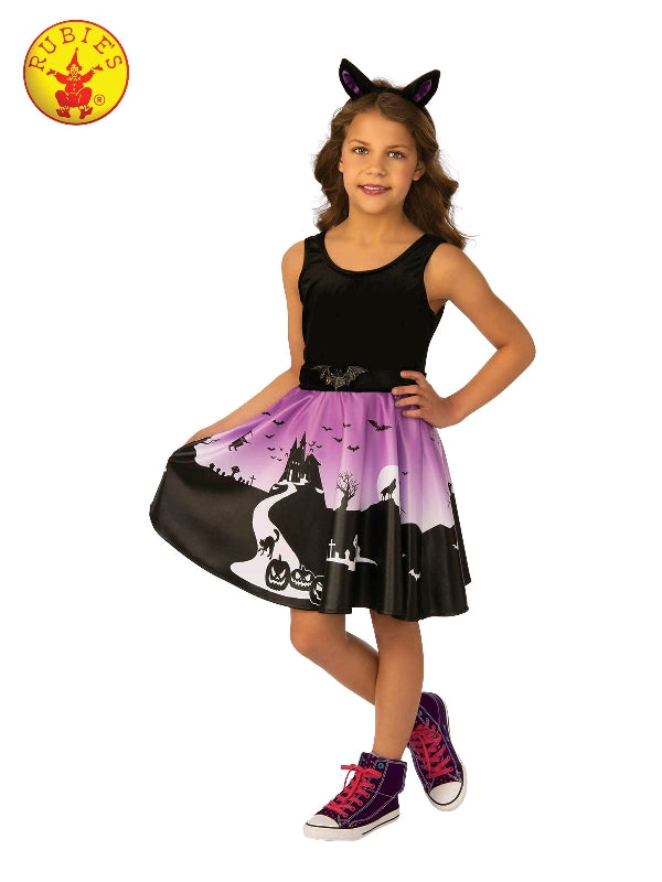 HAUNTED HOUSE GIRL COSTUME, CHILD Salsa and Gigi Australia 701070