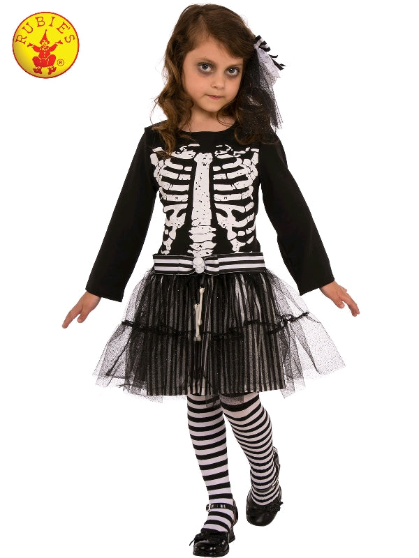 LITTLE SKELETON COSTUME, CHILD Salsa and Gigi Australia 7646