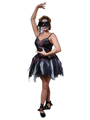 DEAD BALLERINA 'TOY GORY' COSTUME, ADULT Salsa and Gigi Australia 810989