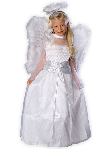 Angel Rosebud Girls Costume - Sizes S, M - Salsa and Gigi