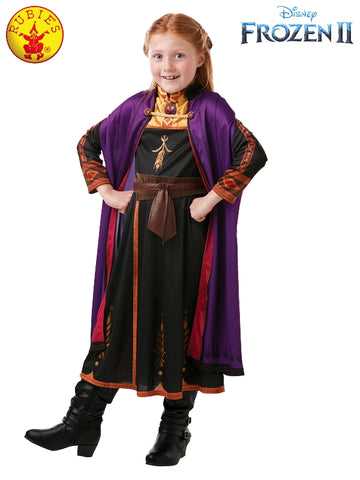 Anna Disney Frozen 2 Classic Girls Costume - Salsa and Gigi Australia 9113 01