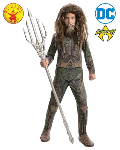 Aquaman Classic Child Costume - Salsa and Gigi Australia 630976