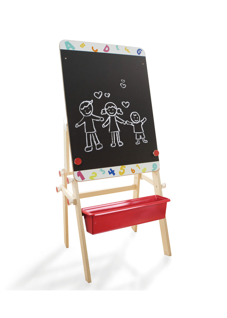 2 in 1 Table and Easel - Salsa and Gigi
