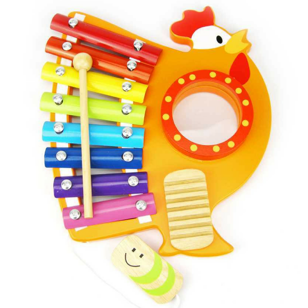 Top Bright Music Set Xylophone - Salsa and Gigi