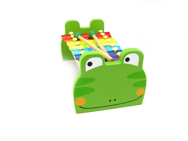 Frog Xylophone - Salsa and Gigi