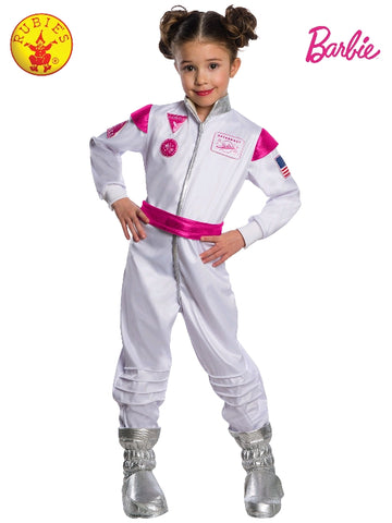 Barbie Astronaut Girls Costume - Salsa and Gigi Australia 700977