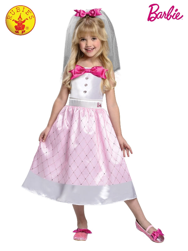 Barbie Bride Costume - Salsa and Gigi Australia 886748 01
