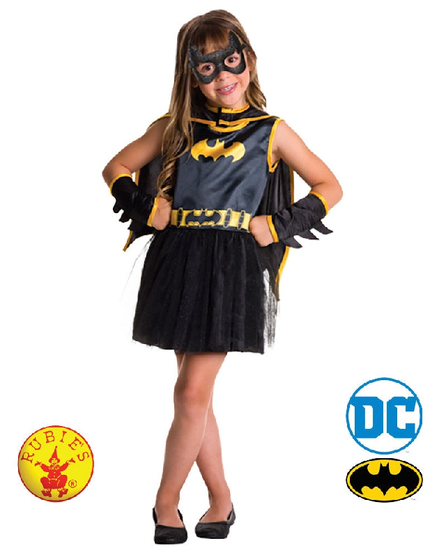 Batgirl Deluxe Girls Toddler Costume - Size T - Salsa and Gigi