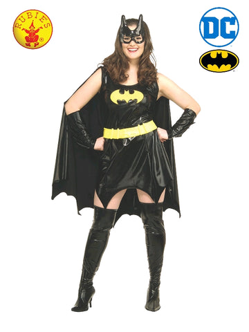 Batgirl Deluxe Plus Size Ladies Superhero Costume - Adult PLUS Size