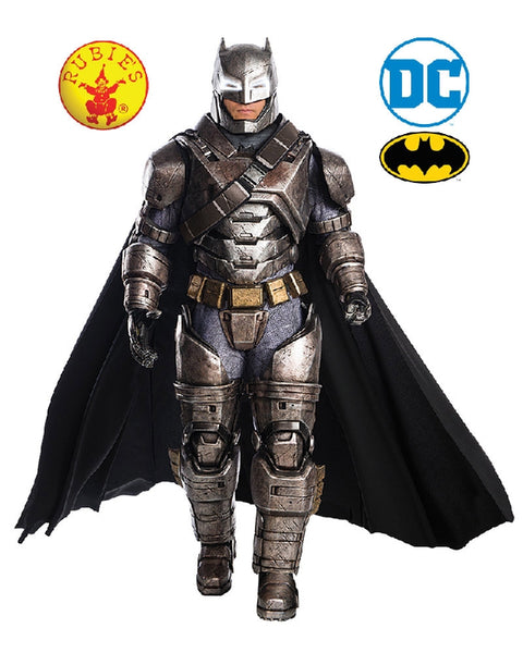 Batman Armoured Collector's Edition Adult Costume - Salsa and Gigi Australia 820147 01