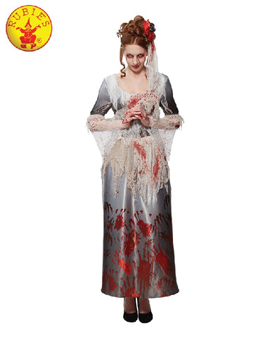 Bloody Hands Ladies Costume - Adult Sizes S, M, L - Salsa and Gigi