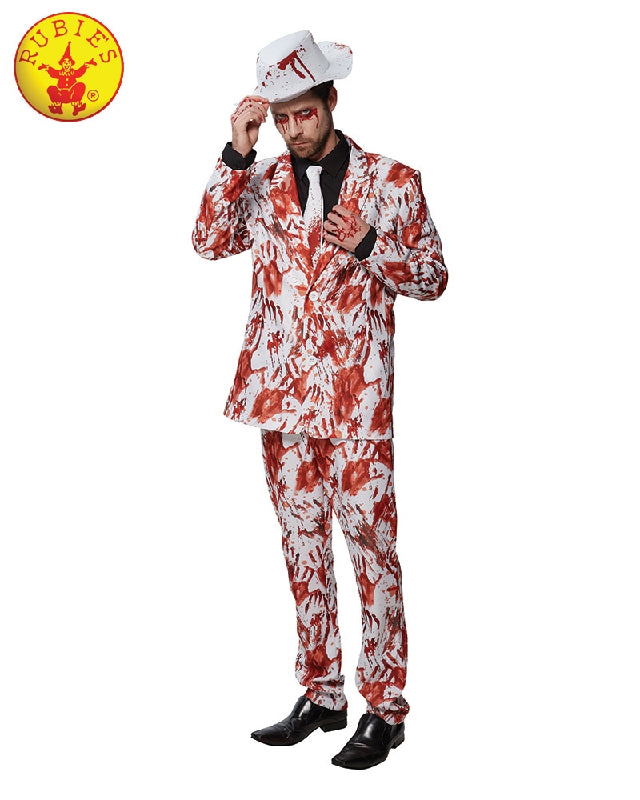 Bloody Hands Men's Suit - Adult Sizes STD, XL - Salsa and Gigi
