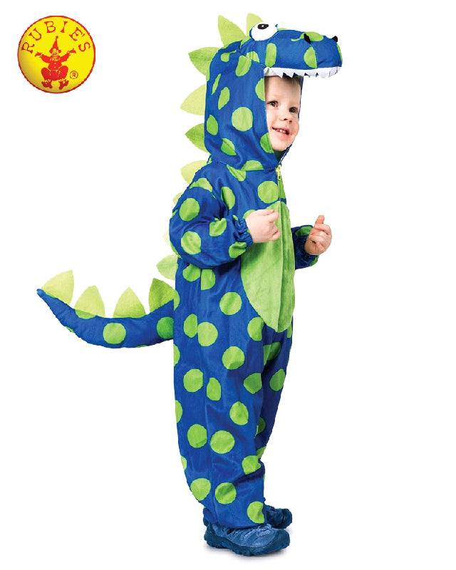 Doug the Dino Dinosaur Child Costume - Size T - Salsa and Gigi