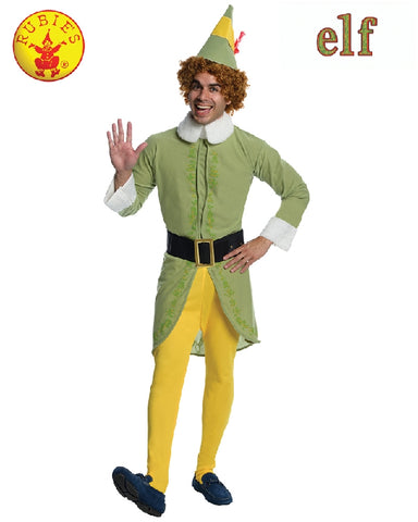 Buddy The Elf Christmas Costume - Salsa and Gigi Australia 880419 01