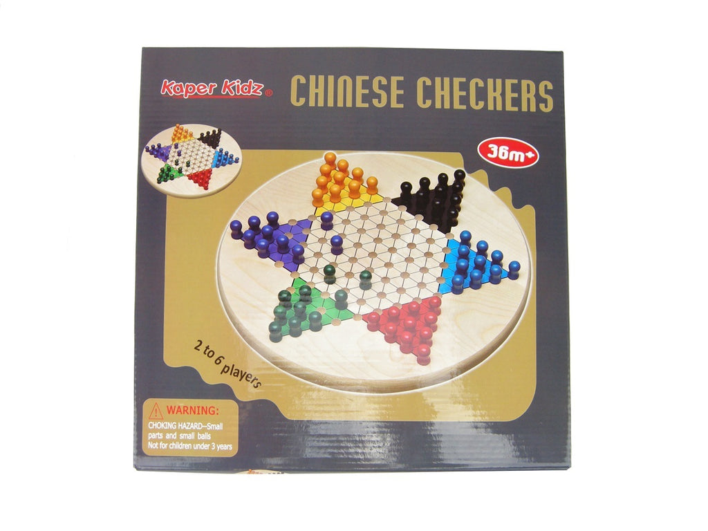 Chinese Checkers 30 cm - Salsa and Gigi