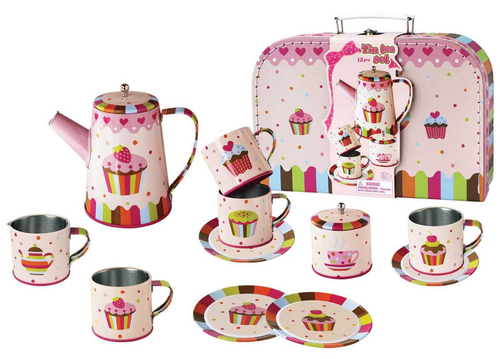 Cupcake Tin Coffee Mug Set - Salsa and Gigi