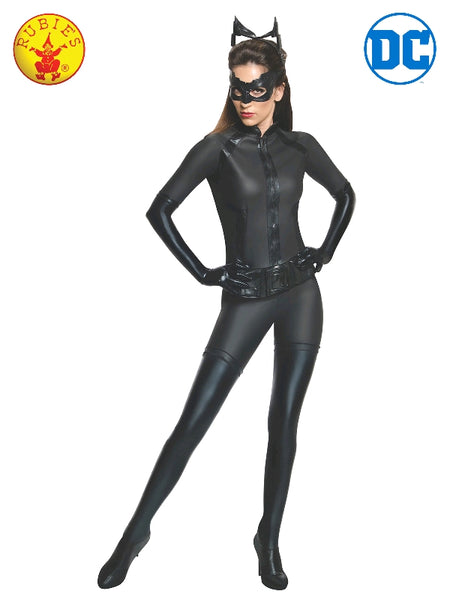 Catwoman Collector's Edition Ladies Adult Costume - Salsa and Gigi Australia 56310 01