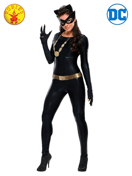 Catwoman Collector's Edition Ladies Costume - Salsa and Gigi Australia 887212 01