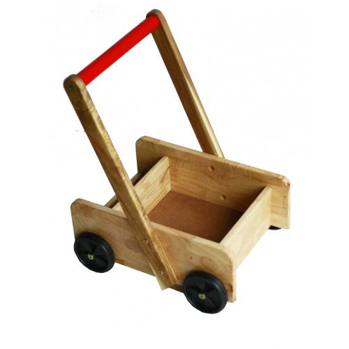 Classic Baby Wooden Walker - Salsa and Gigi