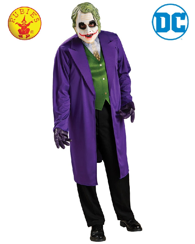 DC Comics The Joker Classic Costume - Adult Sizes STD, XL - Salsa and Gigi