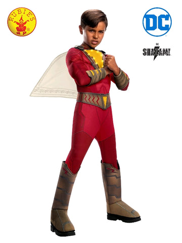 DC Shazam Deluxe Light Up Child Costume - Salsa and Gigi Australia 700800