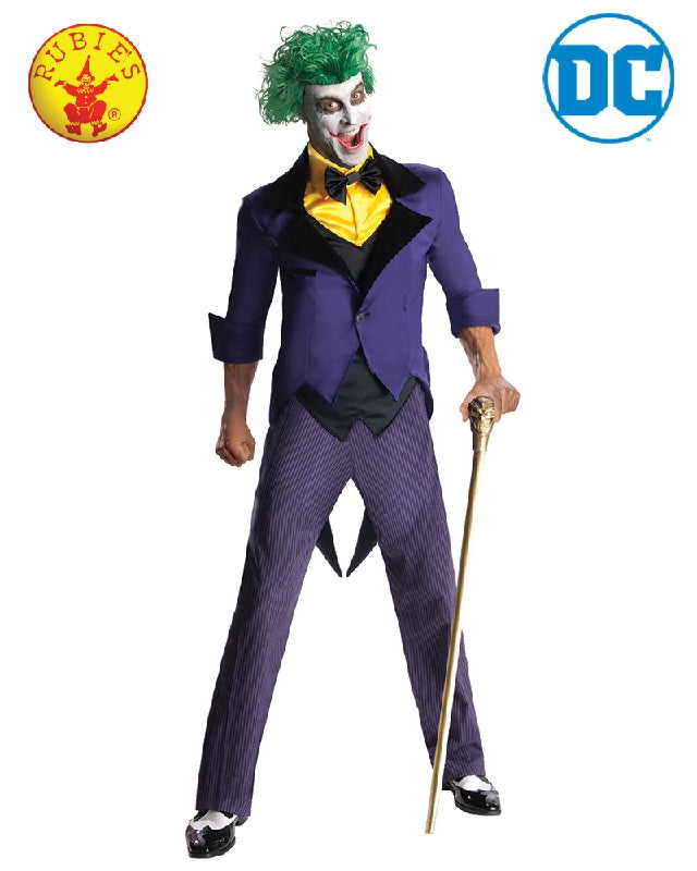 Dark Knight The Joker Men's Costume - Adult Sizes L, XL - Salsa and Gigi