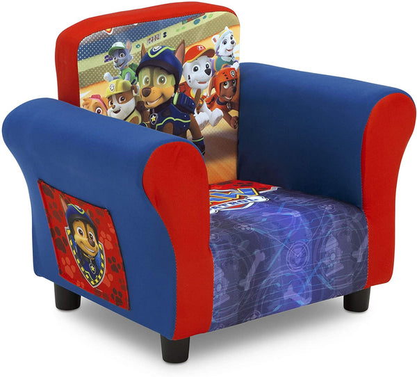 Delta Children Paw Patrol Upholstered Chair - Salsa and Gigi Australia