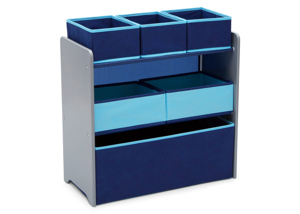 Delta Children Toy Organiser - Blue - Salsa and Gigi Australia 01