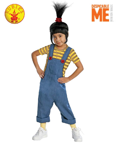 Despicable Me Agnes Deluxe Child Costume - Size T, S, M - Salsa and Gigi