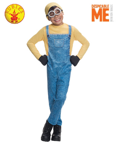 Despicable Me Minion Bob Child Costume - Size S - Salsa and Gigi