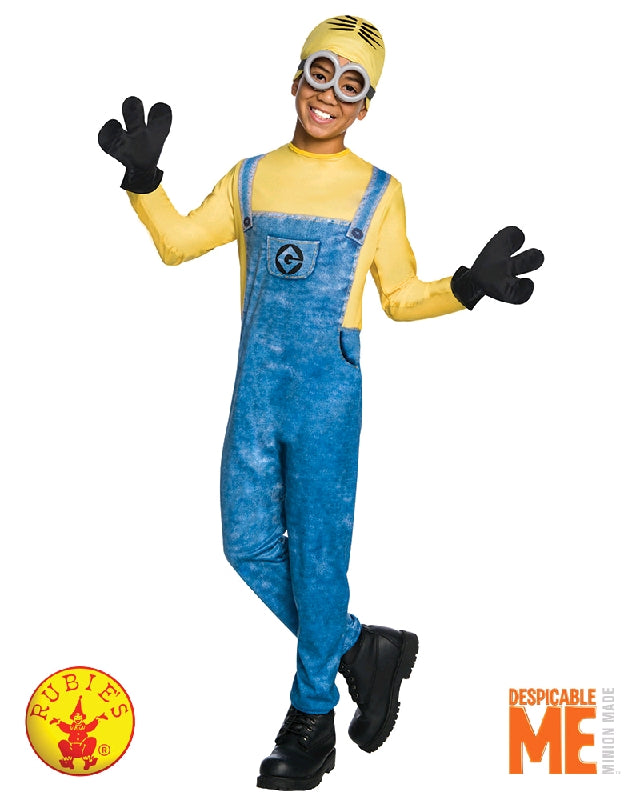 Despicable Me Minion Dave Child Costume - Size S - Salsa and Gigi