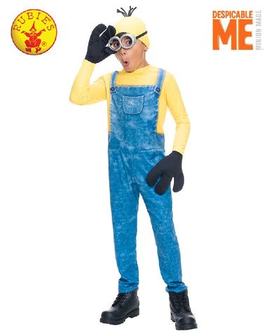 Despicable Me Minion Kevin Child Costume - Size S - Salsa and Gigi