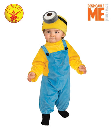 Despicable Me Minion Stewart Child Costume - Toddler - Salsa and Gigi