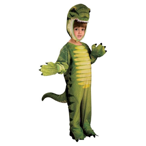 Dino-Mite Dinosaur Child Costume - Sizes T, S - Salsa and Gigi