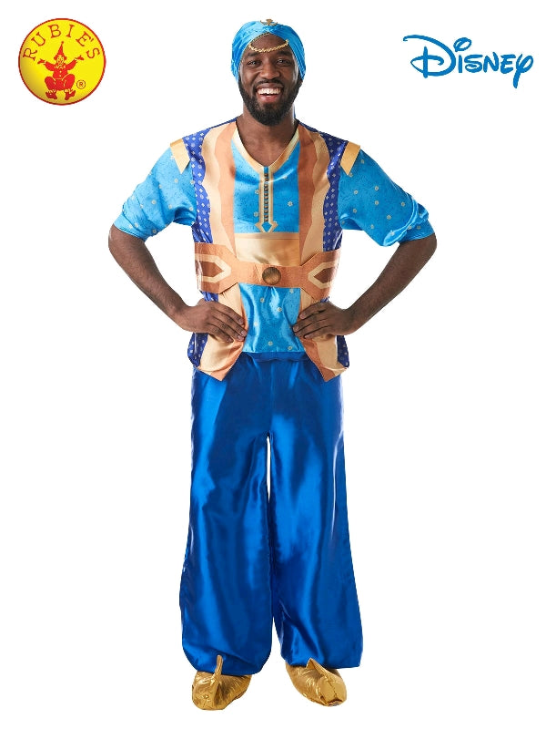 Disney Aladdin Genie Live Action Deluxe Men's Costume - Salsa and Gigi Austrlaia 300316