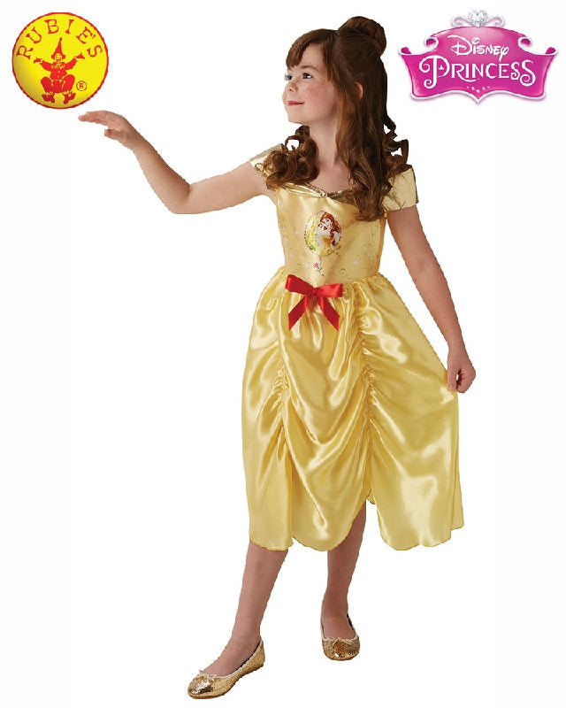 Disney Belle Fairytale Girls Costume - Size 4-6 years - Salsa and Gigi