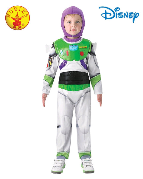 Disney Toy Story Buzz Lightyear Deluxe Boys Costume - Size M, L - Salsa and Gigi
