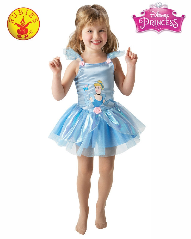 Disney Cinderella Ballerina Girls Costume - Baby, Toddler - Salsa and Gigi