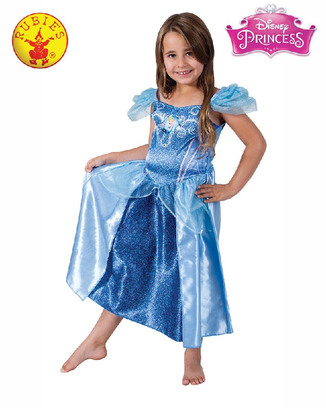Disney Cinderella Dreamtime Girls Costume - Size 4-6 years - Salsa and Gigi