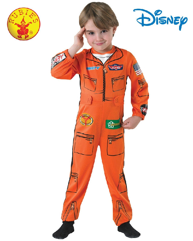 Disney Dusty Planes Flight Suit Boys Costume - Sizes S, M - Salsa and Gigi