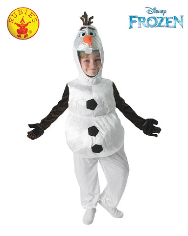 Disney Frozen Olaf Kids Costume - Size 4-6 years - Salsa and Gigi