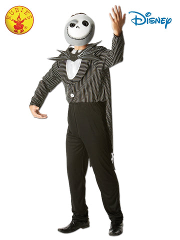 Disney Jack Skellington Adult Costume - Salsa and Gigi Australia 880149