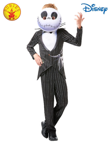 Disney Jack Skellington Child Costume - Salsa and Gigi Australia 9102