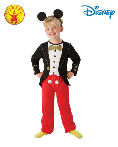 Disney Mickey Mouse Boys Tuxedo Costume - Salsa and Gigi